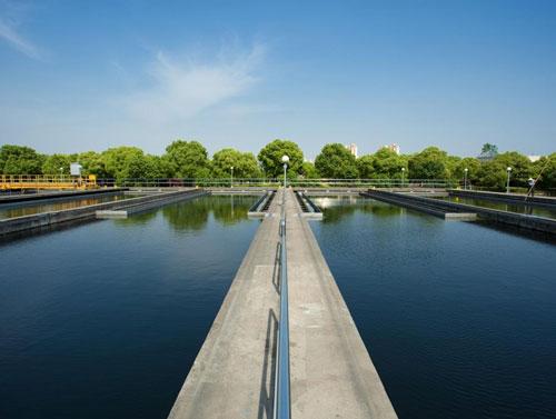 城镇排水采用液体聚合硫酸铁净化处理